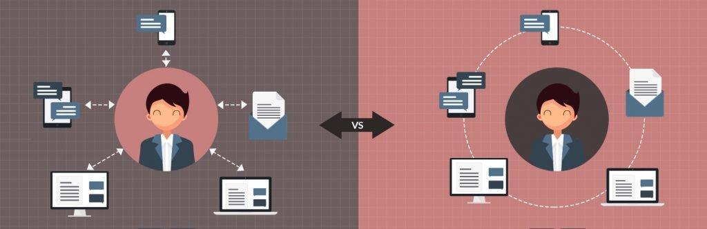 Multichannel vs. Omnichannel Customer Service