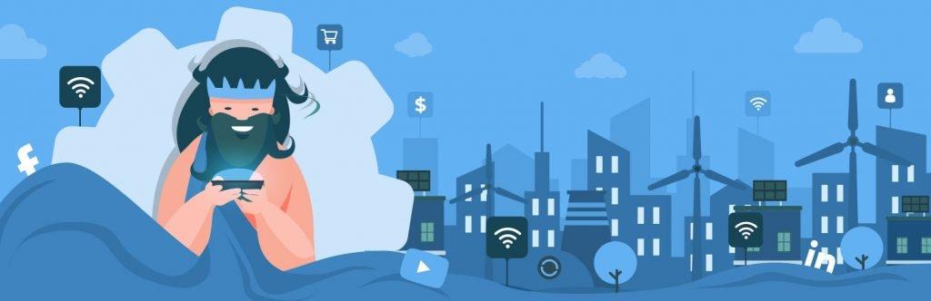 Digital Transformation Myths 2020 Illustration