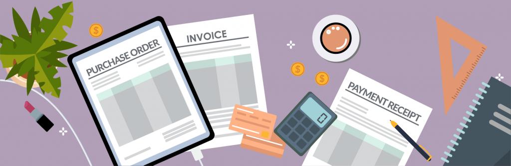 3-Way Match and Accounts Payable illustration