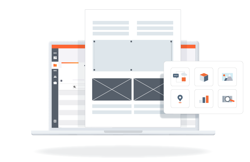 Document template management