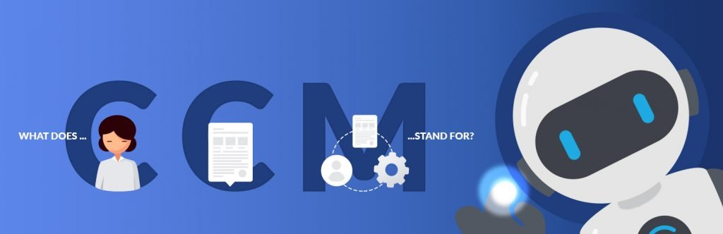 What Does CCM Stand For?