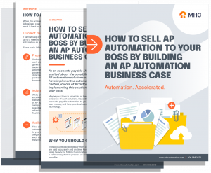 How to Sell AP Automation to Your Boss - Whitepaper Cover