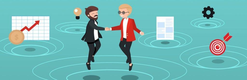 Customer Relationship Illustration