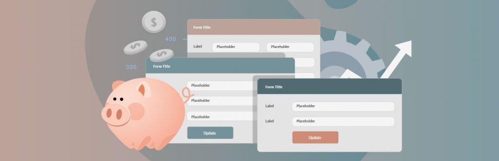 Form Automation Software Illustration