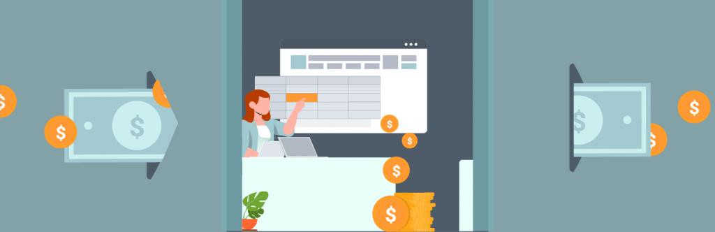 Accounts Payable vs Accounts Receivable Illustration
