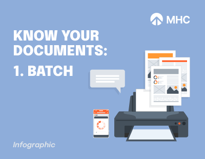 Batch Documents Infographic cover