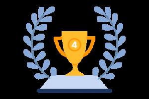 4 trophy