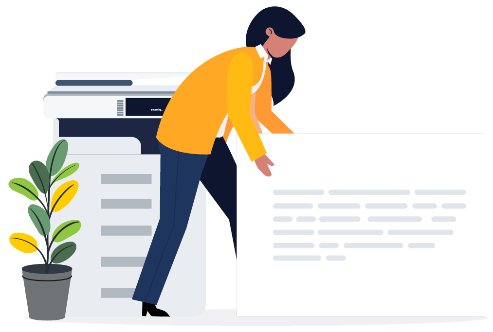 Document Print & Distribution Solutions