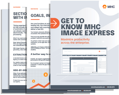 Image Express Collateral Cover