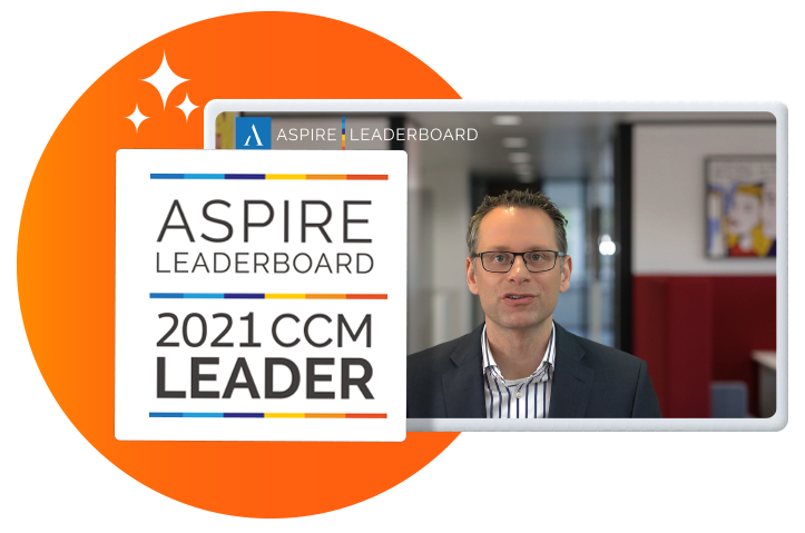 MHC Leader in CCM Aspire Leaderboard
