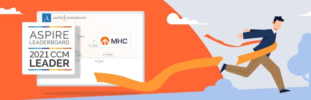 MHC Aspire Mid-Market Leaderboard Banner