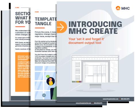 Introducing MHC Create Whitepaper