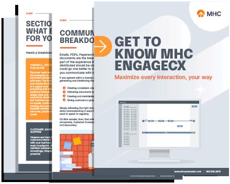 MHC EngageCX Whitepaper Cover