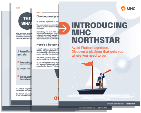 Introducing MHC NorthStar Whitepaper Cover and Pages