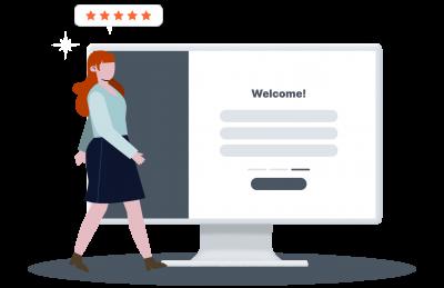 Customer Engagement Banner
